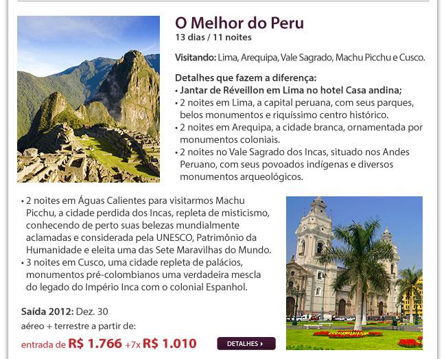 O Melhor do Peru