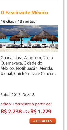 O Fascinante México