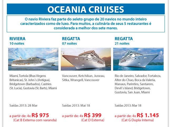 ceania Cruises