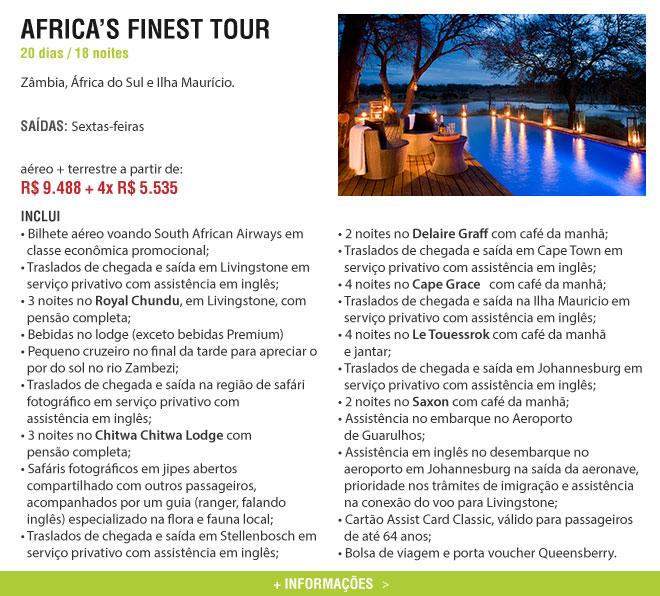Africa's Finest Tour